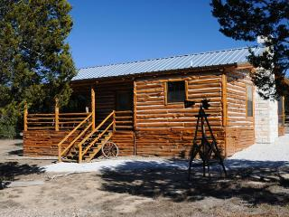 Dream Away Cabin, Log home, 2BR/2BA, Canyon Lake - Blanco vacation rentals
