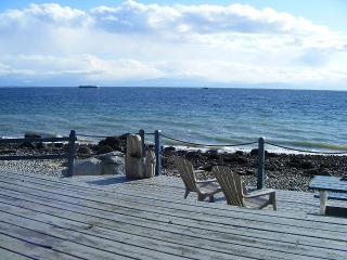 Island Vista Cottage: beach, hot tub, sunsets! - Sechelt vacation rentals