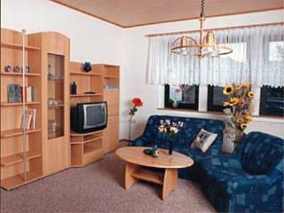 Vacation Apartment in Floh-Seligenthal - 915 sqft, quiet, comfortable, friendly (# 5000) - Thuringia vacation rentals