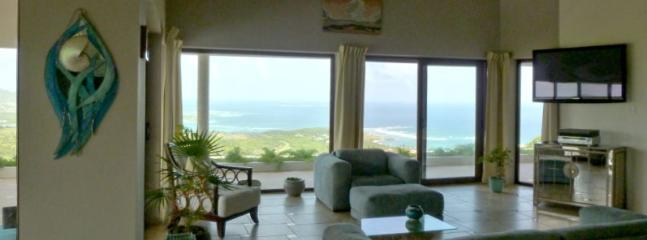 Designer Home with Exquisite Views Inside and Out - Image 1 - Saint Martin-Sint Maarten - rentals