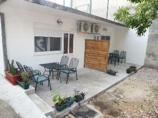 Two new studio Apartm. in the center of Baska voda - Postira vacation rentals