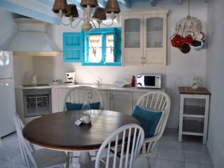 Villa for 6 with Panoramic View in Naxos - Apollon vacation rentals