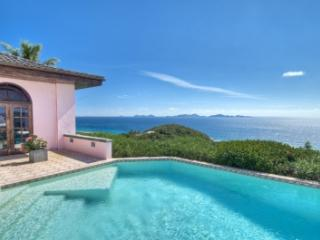 Impressive 6 Bedroom House with View on Tortola - West End vacation rentals