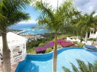Scenic 4 Bedroom Villa with Harbour View on St. Thomas - Dorothea vacation rentals