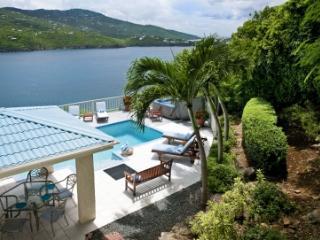 Fantastic 4 Bedroom Villa overlooking Magans Bay on St. Thomas - Peterborg vacation rentals
