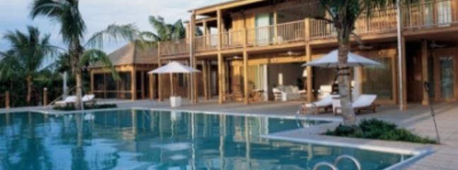Astonishing 5 Bedroom Villa in Parrot Cay - Image 1 - Parrot Cay - rentals