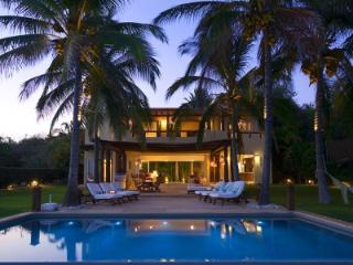 Beautiful 4 Bedroom Home Overlooking Banderas Bay in Punta Mita - Mexican Riviera-Pacific Coast vacation rentals