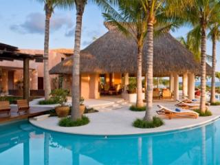 9 Bedroom Beachfront Estate with Private Pool in Punta Mita - Punta de Mita vacation rentals