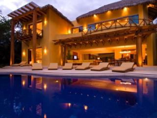 5 Bedroom Waterfront Estate with Private Terrace in Punta Mita - Punta de Mita vacation rentals
