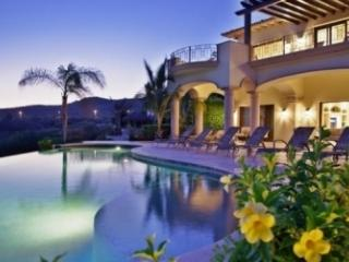 Fabulous 6 Bedroom Home with Private Terrace & Pool in Los Cabos Corridor - Cabo San Lucas vacation rentals