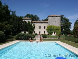 Commanding Medieval Chateau FRMD115 - - Grand Brassac vacation rentals