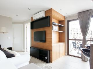 Modern 2 Bedroom Apartment in Vila Olimpia - Sao Paulo vacation rentals
