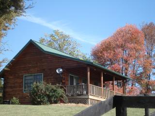 Log Cabin, Lexington Virginia Shenandoah Valley - Lexington vacation rentals