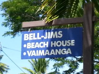 Bell jims Beach House  - Best rate beach house - Rarotonga vacation rentals