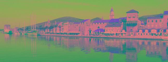 Apartment Forta center of Trogir - Image 1 - Trogir - rentals