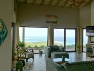 Designer Home with Incredible Views Inside and Out - Saint Martin-Sint Maarten vacation rentals