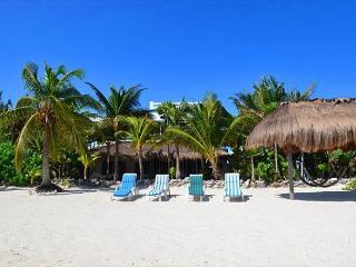 Villa Tres Delfines  Soliman Bay's Stylish, Savvy Beachfront Villa, Mexico - Soliman Bay vacation rentals
