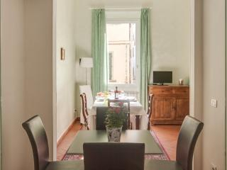 Luminous 2 Bedroom Apartment in Florence, Italy - Tuscany vacation rentals