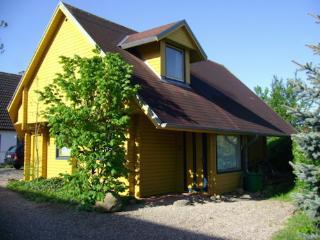 Vacation Home in Riepsdorf - 689 sqft, quiet, friendly, natural (# 5035) - Thomsdorf vacation rentals