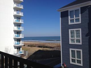 East Facing OCEAN VIEW Remodeled 1BR1BA - Luxury - Ocean City vacation rentals
