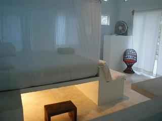 Ocean front bedroom - Puerto Angel vacation rentals