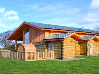 ATLAS, quality accommodation with hot tub, sauna barrel, views, eco heating, Cawdor, Inverness Ref 904501 - Grantown-on-Spey vacation rentals