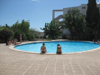 Sauber, Gepflegt, 150 M V Strand, Balkon, Heizung,neu: Mobile Klimaanlage - Santa Ponsa vacation rentals