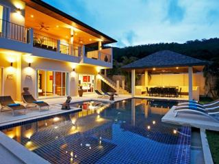 Breathtaking 7 Bedroom Villa in Phuket as Holiday Rental - nai19 - Phuket vacation rentals