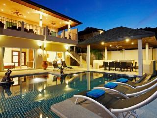 Gorgeous 7 Bedroom Pool Villa for Rent Phuket - nai18 - Rawai vacation rentals