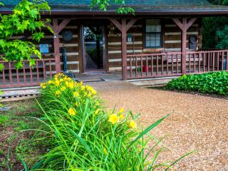 Ky Lake Log Home - Kentucky vacation rentals