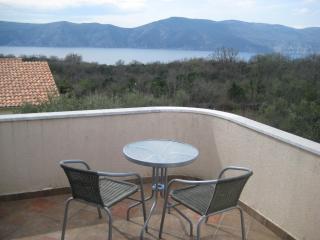 Villa Matiz on Krk with great garden and SEA VIEW! - Krk vacation rentals