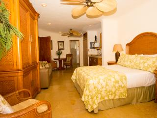 Blue Palms 305; lovely 2 bedroom, 2 bathroom suite - Playa del Carmen vacation rentals