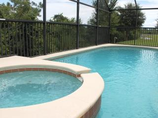 Orange Tree beautiful  pool/spa conservation view - Davenport vacation rentals
