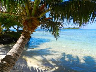 Lagoon beach 6 pax villa by ENJOY VILLAS - Haapiti vacation rentals