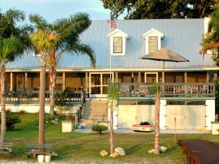 Beautiful Lakefront Home with Amazing Sunset Views - Millers Creek vacation rentals