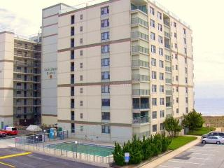 Sandpiper Dunes One Bedroom direct ocean front wit - Ocean City vacation rentals