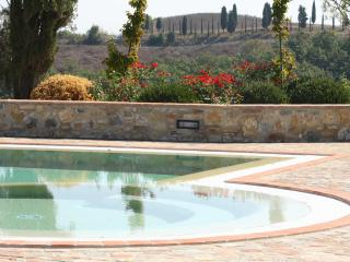 Private villa with pool, sleeps 10 - Montaione vacation rentals