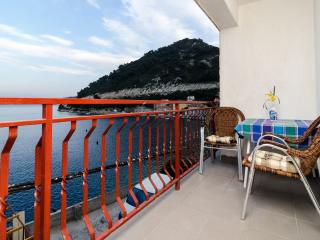 Apartment in Sobra, sea view!! :) - Sobra vacation rentals