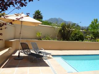 Luxury three bedroom house with pool in safe upmar - Stellenbosch vacation rentals