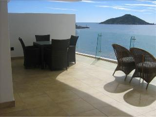Gorgeous BEACHFRONT 2 BR condo, exclusive building - Mazatlan vacation rentals