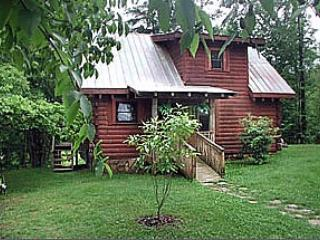 Hunter Lodge - Real Log Cabin - Private Spacious - Bryson City vacation rentals