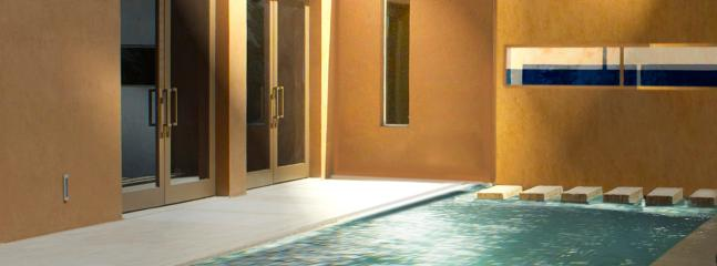 Pool view - Architectural beauty surrounded by orange & olives - Marrakech - rentals