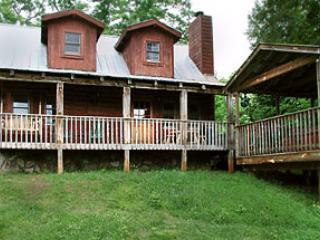 Uncle Bunkys Cabin - Great View Large and Private - Bryson City vacation rentals
