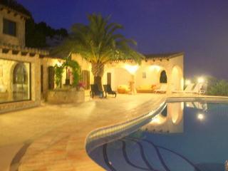 Moraira FINCA DOS - La Nucia vacation rentals