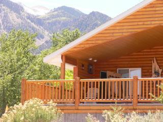 Deluxe vacation cabin near the Paiute ATV Trail - Marysvale vacation rentals