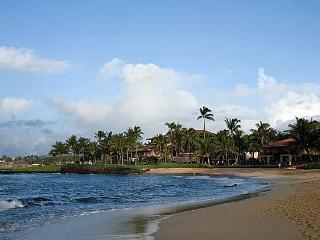 Marriott's Waiohai Beach Club:Ocean View 2BR Villa - Koloa vacation rentals