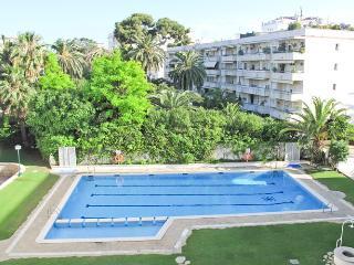 CLARIMAR PACIFIC comfortable central apartment - Sitges vacation rentals