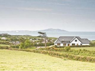 BWTHYN AWEL, luxury holiday cottage, with a garden in Church Bay, Ref 913963 - Church Bay vacation rentals