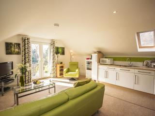 The Green Room at Linden Lodge in Chichester - West Sussex vacation rentals