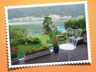 villa of your dreams on shore of lake of Lugano - Camorino vacation rentals